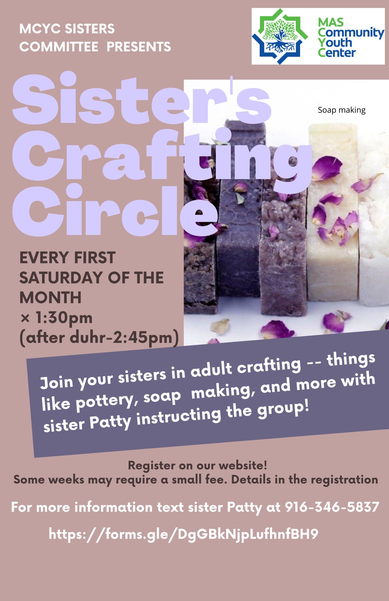 Sisters Craft Circle